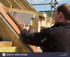 Dormer Building Self Building House Constructing Roof Insulating Dormer Cheeks