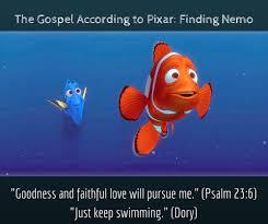 Nemo Meme - the gospel according to pixar finding nemo the fat pastor