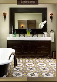 Best Powder Room Images On Pinterest Bathroom Ideas Bathroom - Spanish bathroom design