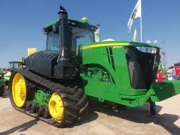 570hp john deere 9570rt 2014 ohio farm science review john
