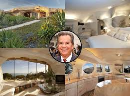 dick clark flintstone house photos dick clark s flintstones inspired estate price slashed on late tv