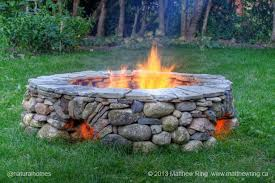 Firepit Stones The Ring Of By Matthew Ring A Pit