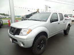 nissan frontier king cab 4x4 used 2016 nissan frontier crew cab sv 4x4 at in grand falls used