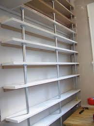 Library Bookcase With Ladder by Furniture Tall Hardwood Wall Bookshelves Which Combined With