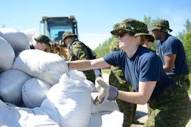 Fire Evacuation Plan Manitoba by Operation Lentus Natural Disasters In Canada Canadian Armed Forces