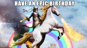 Horse Birthday Meme - epic birthday meme meme on imgur