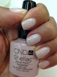 mani monday the perfect natural manicure cnd shellac cleaning