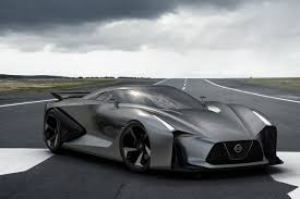 nissan supercar nissan will debut a real version of its wild 2020 vision gran