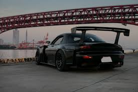 widebody rx7 streeter corporation quad rotor fd3s rx 7 promo car u2013 streeter