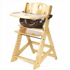 Simple High Chair Furniture Elegant Ciao Baby Portable High Chair For Modern Baby