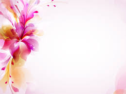 Colorful Design Floral Vector Illustration Ppt Template Ppt Design For Powerpoint
