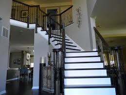 Buy A Banister Wood Stairs And Rails And Iron Balusters