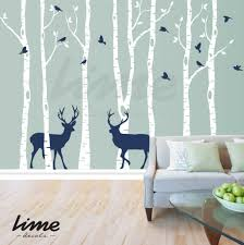 elegant wall decor zamp co elegant wall decor interior elegant design de bird deer tree wall stickers for living space wall