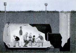 Backyard Bomb Shelter 7 Of The Creepiest Cold War Fallout Shelters Popular Science