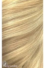 Clip In Blonde Hair Extensions by Sandy Blonde Regular Seamless Clip In Human Hair Extensions 125g
