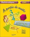 A portée de maths CM1, Collectif tous les livres à la Fnac