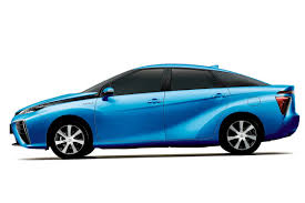 hydrogen fuel cell car toyota toyota reveals new fuel cell sedan starts from 68 690 in japan