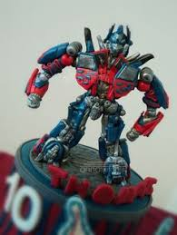 optimus prime cake topper optimus prime cake topper tutorial cake decorating tutorials