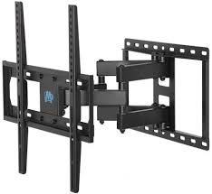 tv wall mount swing out best flat screen tv wall mount reviews buying guide 2018