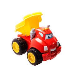 minecraft dump truck amazon com chuck u0026 friends chuck my talking truck toys u0026 games