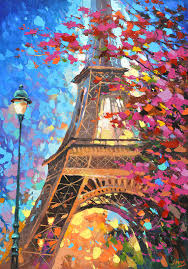 paris autumn dmitry spiros paris eiffel tower by spirosart