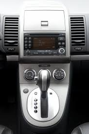 white nissan sentra 2012 2012 nissan sentra sl sedan center console picture pic image