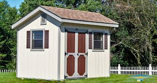 shed style roof quaker shed amish sheds built on site horizon structures