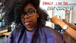 big chop fiddleheads salon d c youtube