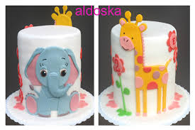 giraffe cake elephant and giraffe cake cakecentral