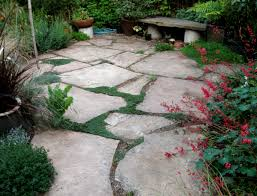 Dry Laid Bluestone Patio by 20 Best Stone Patio Ideas For Your Backyard Flagstone Patio