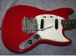 fender mustang guitar 1965 fender mustang fee0418 garys guitars vintage