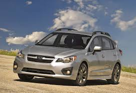 impreza subaru 2012 2012 subaru impreza most efficient awd car in america new on