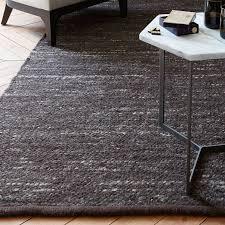 sweater wool rug west elm living room redecorate pinterest