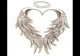 with wings meaning sword with wings sketch