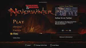 how to install and use the arc app on xbox one neverwinter