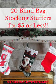 christmas stuffers 20 blind bag stuffers for 5 or less there s no place