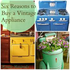 where to buy appliances 27 places to buy restored vintage