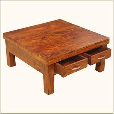 Rustic Square Coffee Table With Storage Square Coffee Tables With Storage Best Of Solid Wood Coffee Table