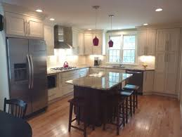 eat in kitchen islands 40 eat kitchen design ideas 1010 l shaped kitchen designs home