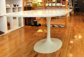 dining room tiny titan massive exxtending table in white gloss