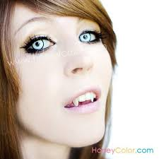 12 crazy fantasy contact lenses images colored