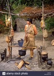 thanksgiving at plymouth plantation native wampanoag man in traditional dress at plimoth plantation