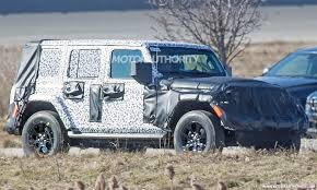jeep station wagon 2018 jeep wrangler will get diesel option for 2019