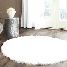 Soft Area Rug White Fluffy Area Rug Visionexchange Co