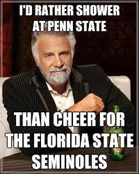 Florida State Memes - fsu fails to sell allotment of tickets for uf game page 8
