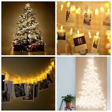 decorative lights for dorm room led string lights gledto photo display clip decorative lights 20