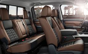 nissan armada platinum interior 2017 nissan titan in baton rouge louisiana all star nissan