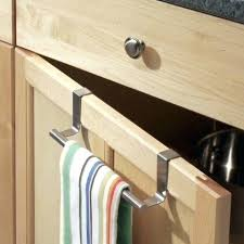 kitchen towel bars ideas pull out towel rack kitchen bar ideas racks for or vanity cabinet