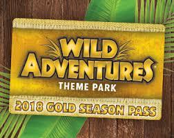 season passes adventures theme park