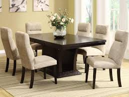 contemporary pedestal dining table ideas home design by john image of pedestal dining table rectangular